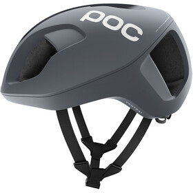 POC Ventral Spin Kask rowerowy szary